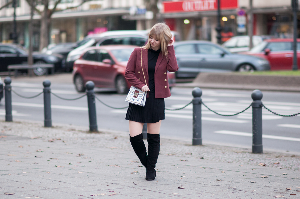 BERLIN FASHION WEEK OUTFIT: DAY ONE