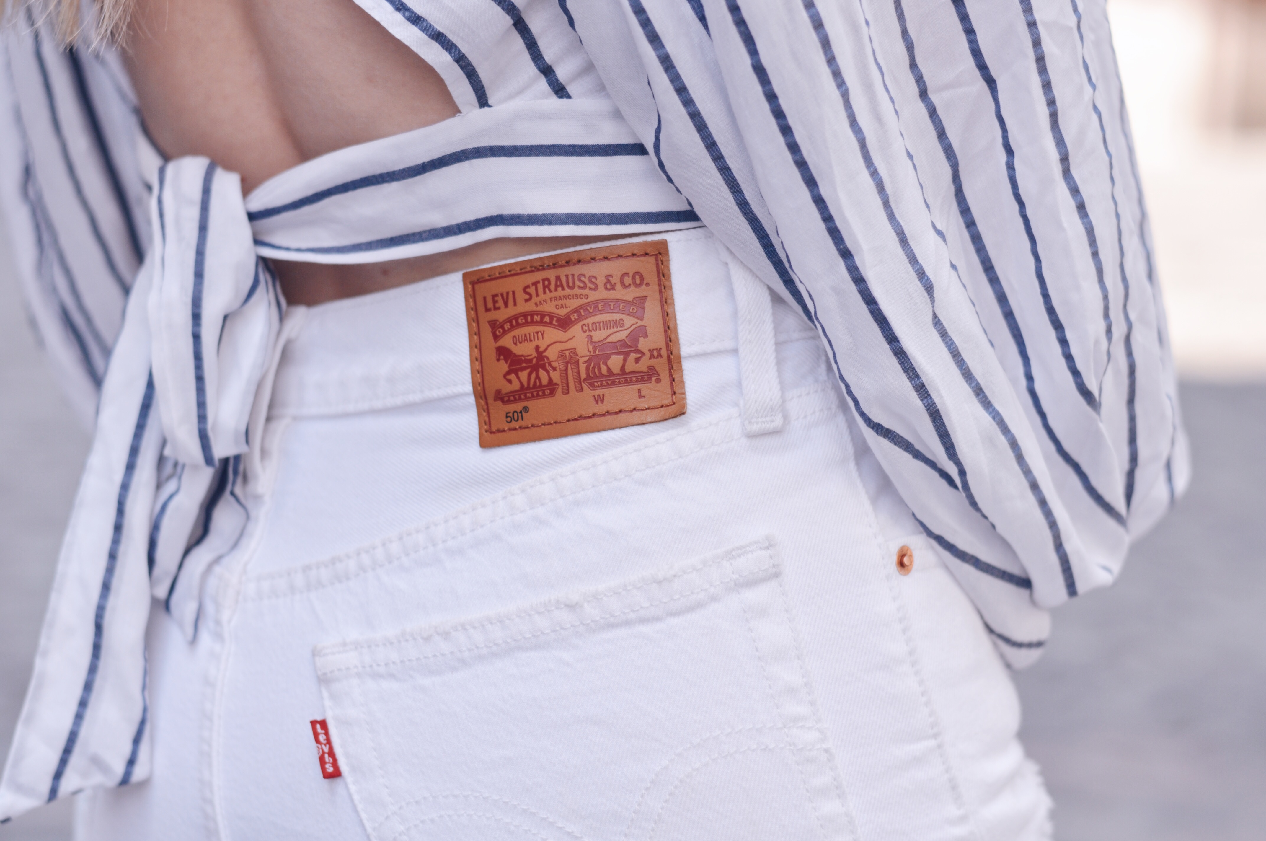 HOW TO WEAR: LEVIS 501 SHORTS